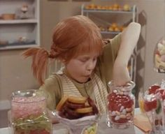 Pippi... everybody wanted to be like her!