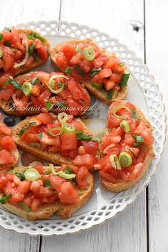 Fougas with scrapes - Clean Eating Snacks Vegetarian Recipes, Healthy Recipes, Good Food, Yummy Food, Clean Eating Snacks, Food Inspiration, Bruschetta, Food And Drink, Meals