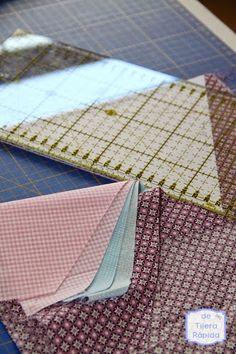 Prepara tus propios banderines - Tutéate Fashion 2020, Louis Vuitton Damier, Sewing, Pattern, Diy, Base, Ideas, Scrappy Quilts, Everything