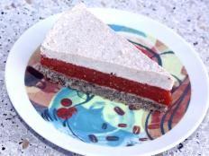 Nepečená torta s goji bez múky a cukru - Recept Lean Cuisine, Raw Vegan, Raw Food Recipes, Vanilla Cake, Cheesecake, Gluten Free, Pudding, Baking, Healthy