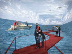 #Chile Pavilion at #EXPO2015. Visitor Experience.   #TuscanyAgriturismoGiratola