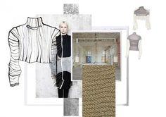 Fashion Sketchbook - fashion design development; fashion portfolio layout // Gemma Marshall-Savage