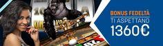 SNAI BONUS PROGRESSIVO FEDELTÀ 1.360 CASINO https://www.snai.it/promozioni/casino/bonus-progressivo-fedelta-1360 #Bonus #SNAI #Scommesse