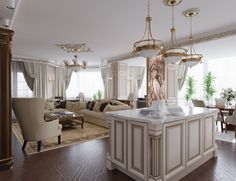 Дизайн интерьера: рекомендации по оформлению гостиной комнатыok-interiordesign.ru