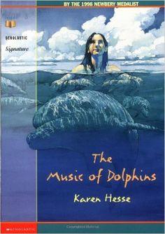 The Music of Dolphins: Karen Hesse: 9780590897983: Amazon.com: Books