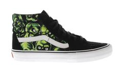 Buy and sell authentic Vans Supreme Skull Pile (Green) shoes and thousands of other Vans sneakers with price data and release dates. Vans Sneakers, High Top Sneakers, Three 6 Mafia, Sk8 Hi Vans, Juicy J, Hype Shoes, Green Shoes, Skate Shoes, Me Too Shoes