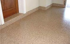 Fix garage floor