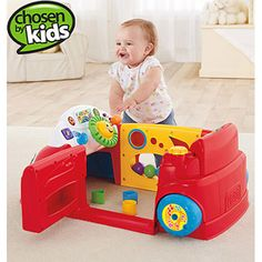 Perfect for your little ones who are learning to walk! How fun! #sharethejoywmt