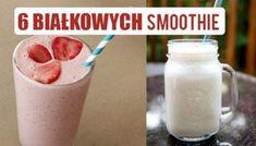 Zdrowy przepis na nutelle – porównanie – Motywator Dietetyczny Glass Of Milk, Smoothies, Drinks, Breakfast, Food, Smoothie, Drinking, Meal, Essen