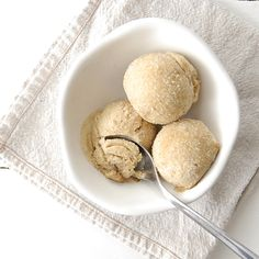 Molasses Ice Cream Recipe  Would be great with gingerale as a float.