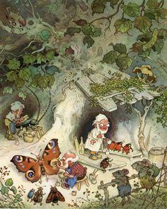 Fritz Baumgarten Source: TIMOTHY AND THE FOREST FOLK