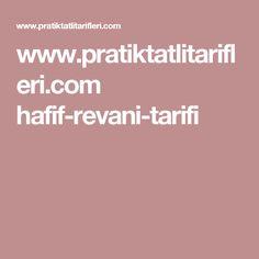 www.pratiktatlitarifleri.com hafif-revani-tarifi