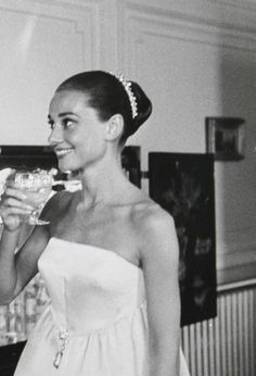 I will look like this on my wedding day Audrey Hepburn