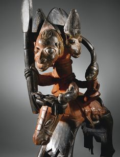 yorubanago cavalier | figure | sotheby's pf1117lot67b2hfr