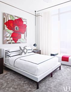 7 Clean and Striking Interiors by the Rockwell Group