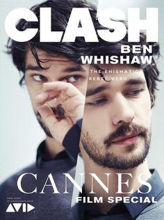 Ben Whishaw for Clash Magazine