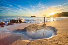 Image result for Hot Water Beach