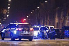 Schüsse vor Synagoge – Polizei riegelt Kopenhagen ab - Der Angriff auf Mohammed-Karikaturist Lars Vilks war erst der Auftakt. In der Nacht fallen Schüsse vor der Synagoge. Ein weiterer Mann stirbt. Nun hat auch die Polizei einen Mann erschossen. - die welt 15. Februar