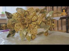 Сделано в Кузбассе HD: Плетение из соломки - YouTube