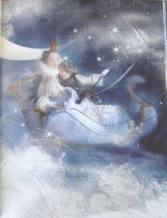 Иллюстрация 6 из 32 для Снежная королева (иллюстрации Мисс Клары) - Ханс Андерсен | Лабиринт - книги. Источник: Челла