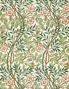 William Morris textiles and designs