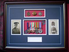 Military Medal Mounting and Framing - Australia