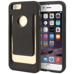 RUGGED, ONE-PIECE PHONE PROTECTOR; CLIPS TO BELT, BAG STRAP OR POCKET; Snaps right over your phone and gives it a new look while providing great protection