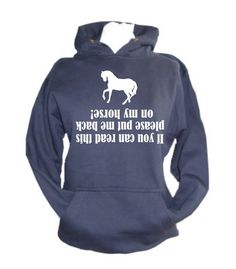 Horse gifts for teens including fun hoodies & polo shirts with slogans, riding gloves & equestrian socks as well as stationery ideas for studying. Batgirl Mask, Horse Riding Clothes, Horse Gifts, Equestrian Outfits, Gifts For Teens, Sweater Jacket, Outfit Sets, Horses, My Style