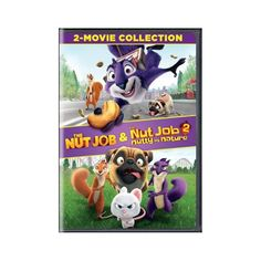Nut Store, The Nut Job, Bank Robber, Will Arnett, 2 Movie, Movie Collection, Back To Nature, Amusement Park, Squirrel