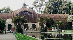 Balboa Park in San Diego by Horses of Ares