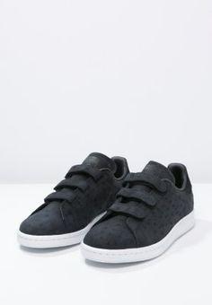 info for 8eea9 df120 adidas Originals STAN SMITH - Sneakers - core black - Zalando.se Adidas  Originals Stan