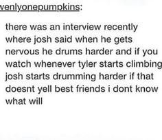 "don't you hate when people say 21 pilots because it's ""faster""?? no. they are worth the time it takes to type it out"