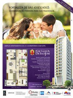 O apartamento dos seus sonhos em São José