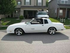 1984 Chevy Monte Carlo SS Maintenance/restoration of old/vintage vehicles: the material for new cogs/casters/gears/pads could be cast polyamide which I (Cast polyamide) can produce. My contact: tatjana.alic@windowslive.com