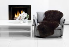What do mom's want? Comfy, cozy and textural luxury for ultimate comfort! Why not get her what she desires? Fibre by Auskin in the world leader in natural fibre home decor. Call to order one for your mom today! 888-528-7546. #mothersday #sheepskin #fiber