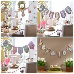 Easter Pennant Banners from Kirkland's