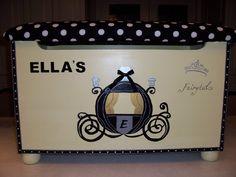 Ella's Cinderella Toy Box made by CCCbyReta.etsy.com