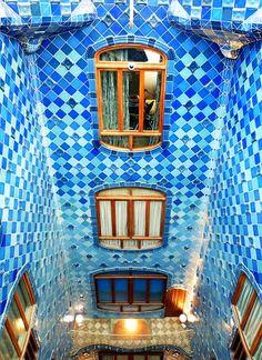 gaudi, barcelona casa Battlo'
