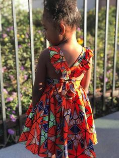 african dress styles Pattern sized for girls featured photos Baby African Clothes, African Dresses For Kids, African Wear Dresses, Latest African Fashion Dresses, Dresses Kids Girl, African Print Fashion, African Attire, Ankara Fashion, Africa Fashion