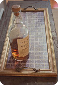 postage stamp tray