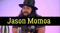 Most people recognize Momoa for the iconic role of Khal Drogo from the ever-popular Game of Thrones. Jason Momoa Khal Drogo, Interesting Facts, Fun Facts, Music, Youtube, Blog, Muziek, Blogging, Musik