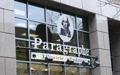 Paragraphe Bookstore, Montreal