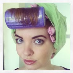 Hair Rollers On Pinterest Hair Roller Rollers And Hair