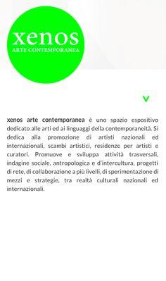 xenos web site by Hérétique