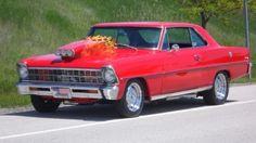 1967 Chevrolet Nova Coupe