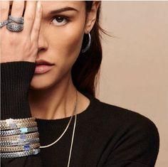 The  Reversible Chain Bracelet: your story, set in stone. #JohnHardy #KelleyJewelers #Bracelets #DowntownWeatherfordOK #Designer #WeArePreferred