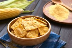 Top Off Your Burritos With These Delicious Homemade Tortilla Chips...Just Make Sure To Make Extra!!