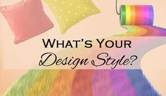 Determining Your Design Style