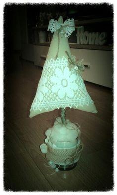 christmas Table Lamp, Lighting, Christmas, Home Decor, Yule, Homemade Home Decor, Xmas, Table Lamps, Christmas Movies