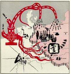 The Octopus of Antwerp and Other Cold War Maps